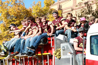 2017 Homecoming parade